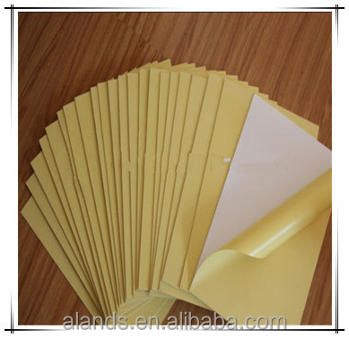 0.5mm self adhesive pvc sheets for photo album