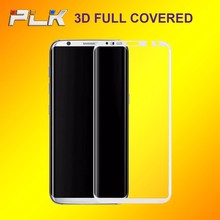 Cell Phone Accessory 9H Screen Ward, Hydrophobic Full Cover Tempered Glass For Samsung Galaxy S8/S8 Plus