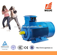Y2 series three phase induction motors for pump,mill ,cement