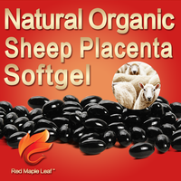 500mg Beauty Care Lamb Placenta Extract Soft Capsules
