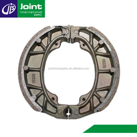 Motorcycle Rear Brake Shoe For Honda CG125 Motorcycle Brake Shoe