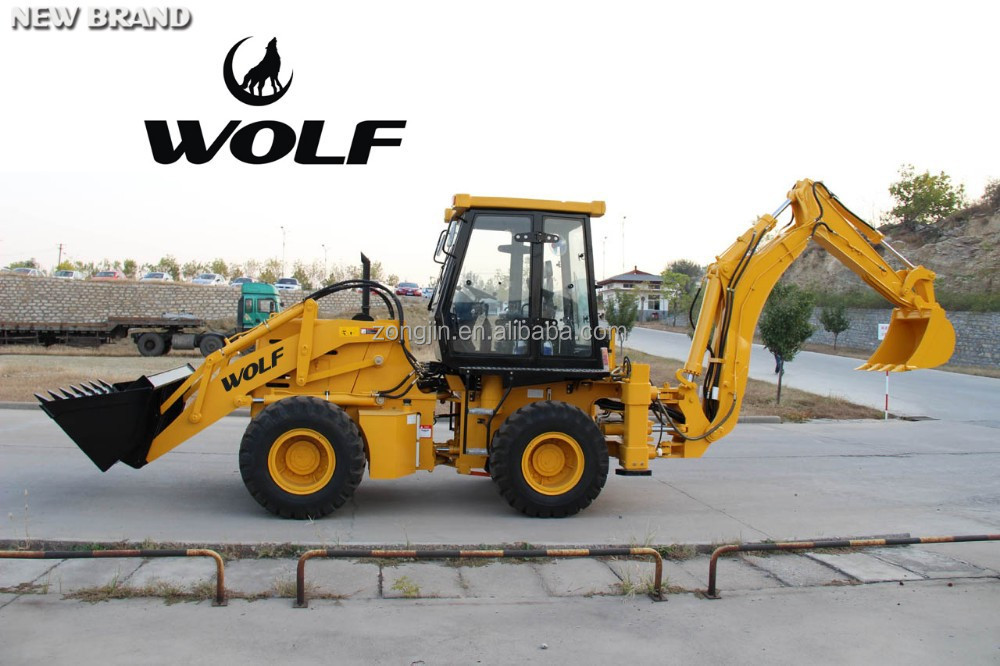 4WD WZ30-25 Mini Backhoe Loader for sale