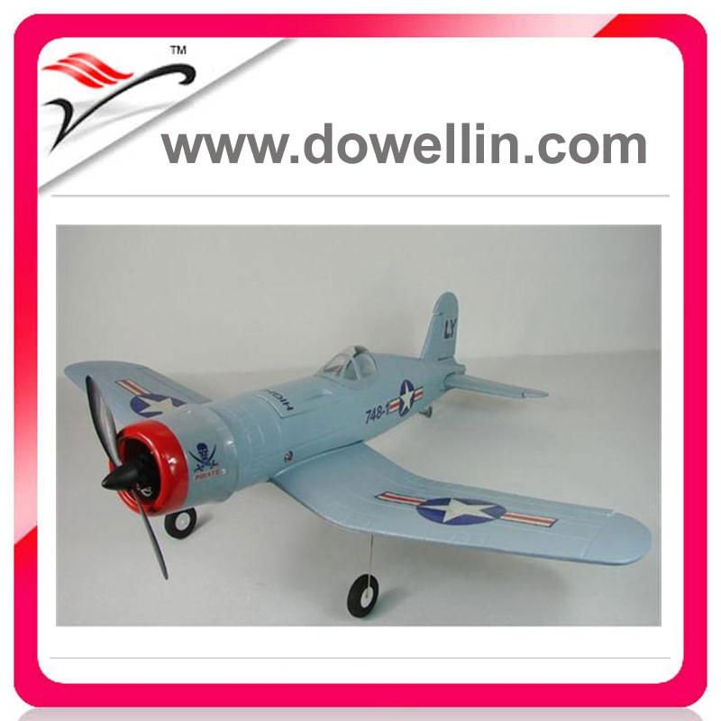4CH CORSAIR F4U EPO RC MODEL PLANE