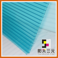 polycarbonate used in plastic roofs pool cover