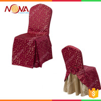 plain style cheap new design dressing decoration cheap lycra stain sash buttlefly banquet wedding chair covers for restaurant