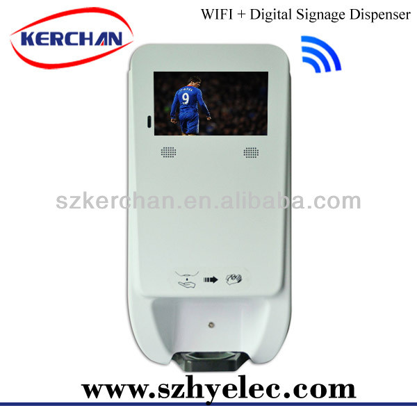 agent distributors wanted- Medical Soap Foam Dispenser with wifi monitor -agent wanted