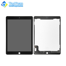 Compatible brand for apple iPad air 2 touch screen, high quality for iPad 4 digitizer for iPad air 2 lcd display