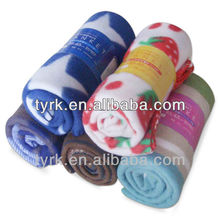 100% Polyester Comfortable Polar Baby Fleece Different Kind of Blankets