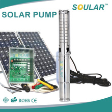 ( Free shipping ) Quality Submersible DC solar pumps for Irrigation ( 1300W - 15 m3/hr - 28 m )
