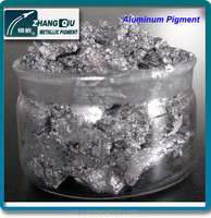 solvent based silver ink pigment metallic paste