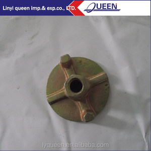 Formwork Wing Nuts Slope Plate Anchor Nut