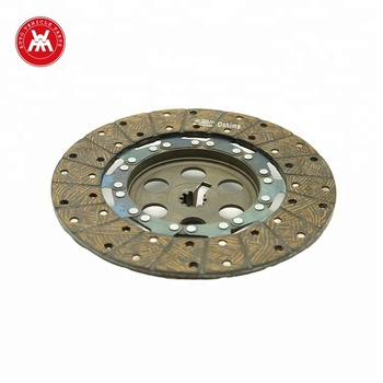 Farm tractor engine spare parts clutch disc for MF 825374M1