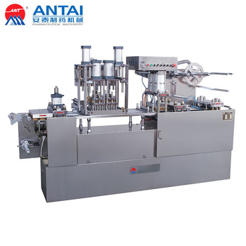 ANTAI DPB-250 Shrimp Fish Food Blister Packing Machine