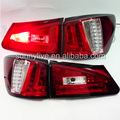Lexus IS250 LED Tail Lamp with Fog light LED Rear Light 2006-12 year Red ColorSN