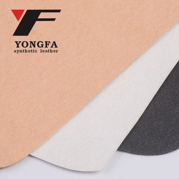 Y200 PU Synthetic Embossed Leather Fabric Shoe Material Original Artificial Leather