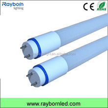 CRI80 220V CE ROHS 4ft T8 18w 2700lm nano led tube light fixture