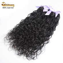 hot sale cheap 100% unprocessed eurasian water wave hair guangzhou hair extension factory