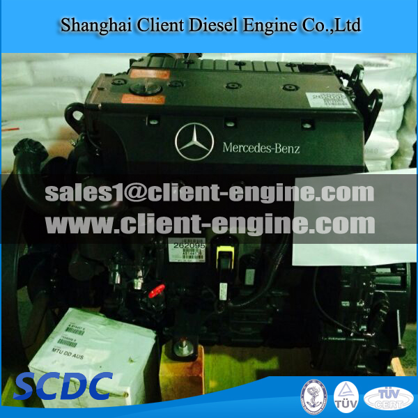 Brand new in stock truck engine Mercedes Benz OM926LA.V/3-02 diesel engine