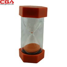 Cheap sand timer decorative hourglass sand timer