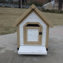 Custom Indoor Cheap Dog Cage Wooden Dog House