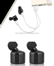 High Quality IN-Ear Hidden MINI Wireless tws bluetooth earphones