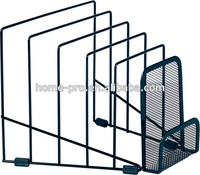 Mesh File Step Sorter Desk Organizer