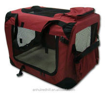 fabric dog kennel
