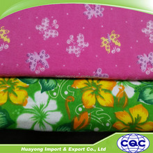 china manufacturer wholesale cotton flannel broadcloth