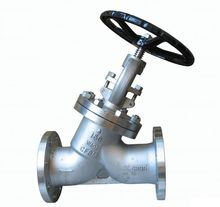 Bellow Seal Astm A216 Wcb Cast Steel Globe Valve
