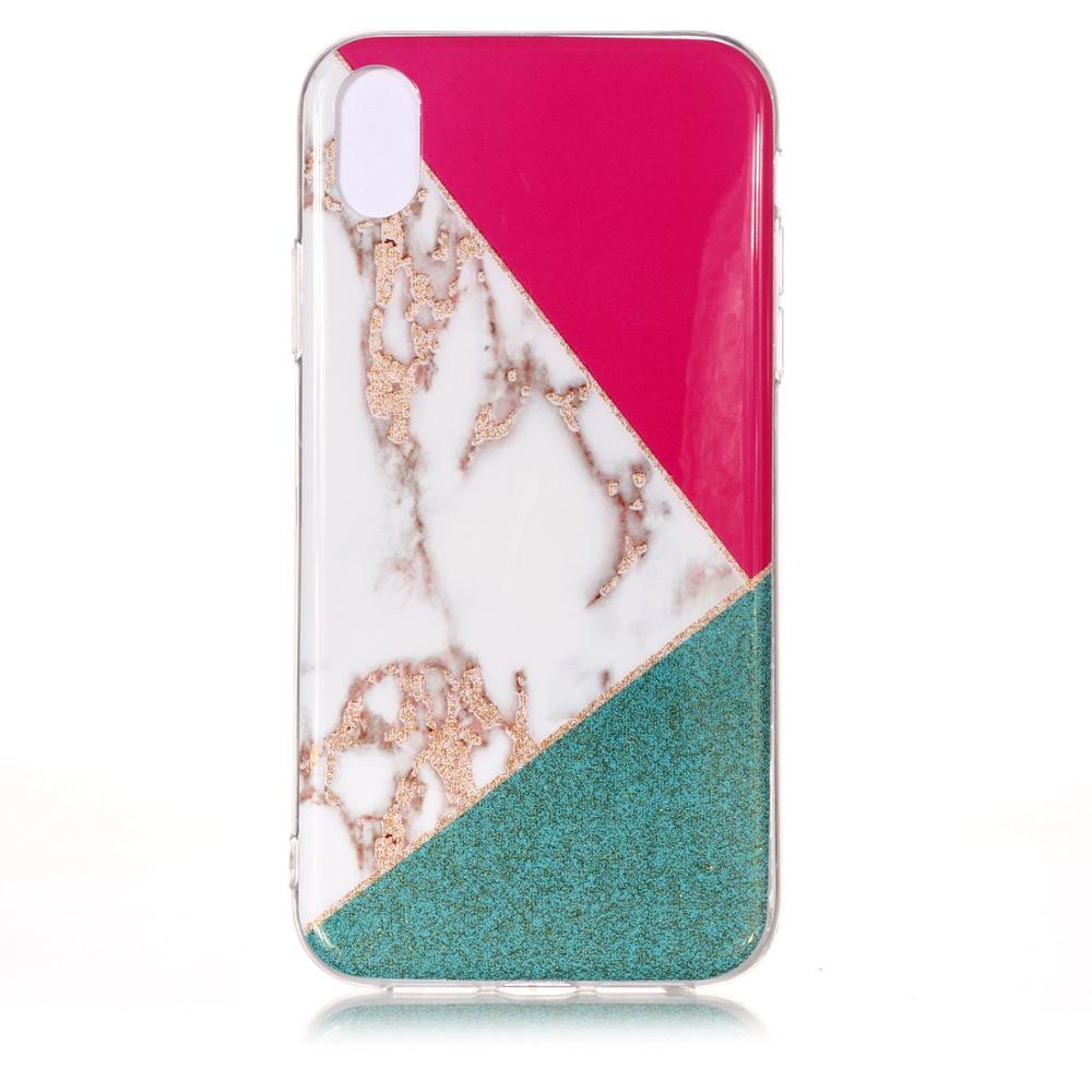 For iPhone XS <strong>Max</strong> Marble IMD case, Soft gel cover for iPhone XS <strong>Max</strong>