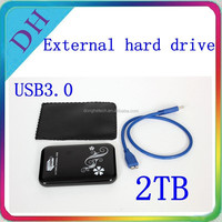 external hard disk 2tb USB3.0 2.5 protable hard disk for storage