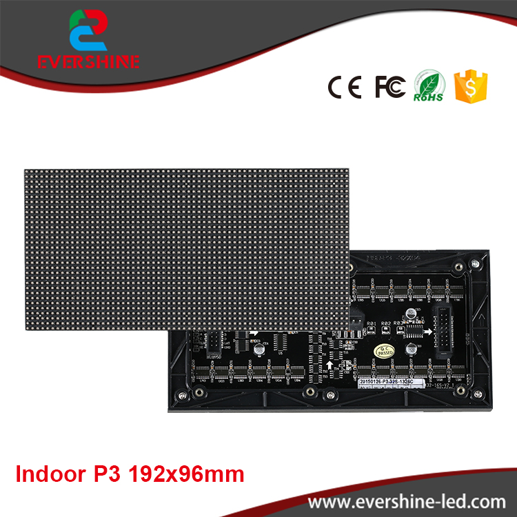 P3 16S SMD indoor led <strong>display</strong> full color for TV show