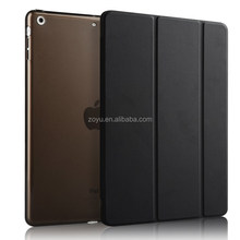 shockproof pu leather flip tablet bag case cover for ipad air
