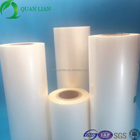 Top quality transparent holographic lamination film
