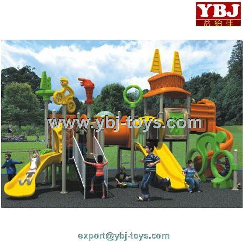 2015 Funny and cheap amusement park UFO theme park for kid outdoor playground/ cheap playground