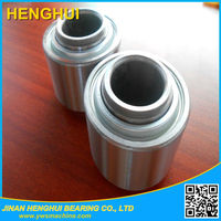Farm machinery Insert bearing hex bore agricultural bearings