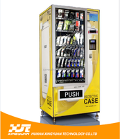 Best Seller:cell phone accessories vending machine