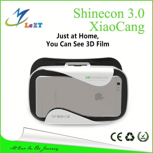 Help You Make Good Profit! Vr Shinecon High Quality 3d Vr Headset Virtual Reality 3d Glasses Helmet For Blue Film Video Open Sex