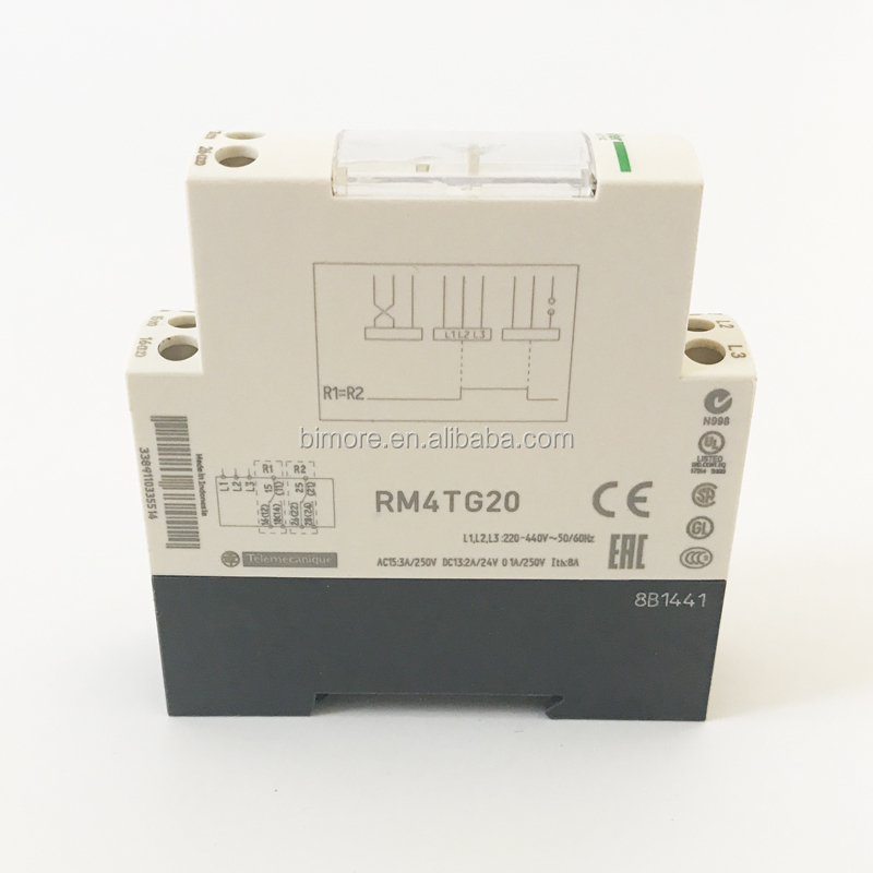 RM4TG20 Elevator phase sequence relay