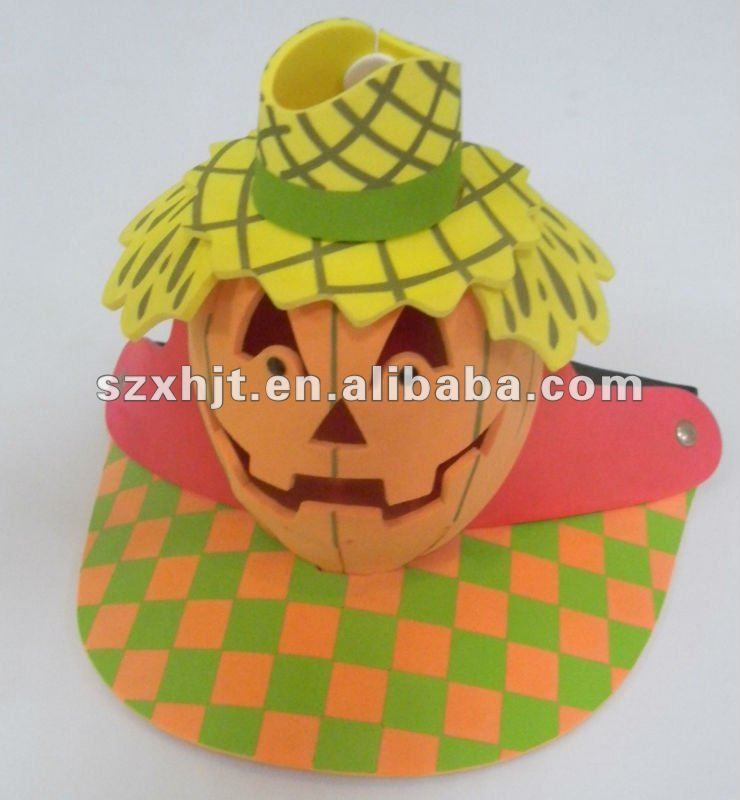 eva foam product novelty halloween hat
