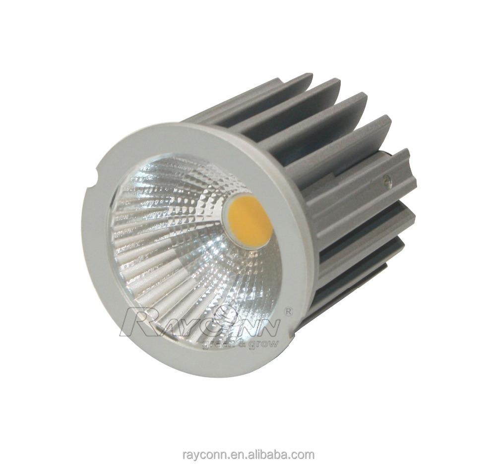 COB spotlight Wide Beam Angle Adjustable 11w led dimmable downlight