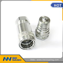 NPT thread male quick couplings/hydraulic quick coupler