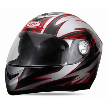 Mens full face helmet with beautiful color---ECE/DOT Certification Approved