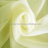 polyester plain design chiffon fabric