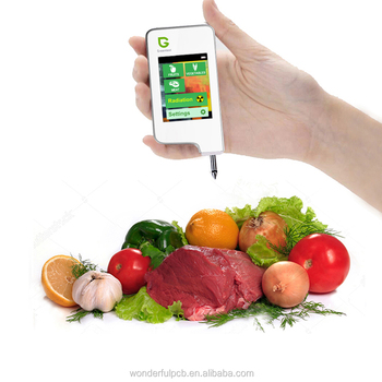 2017 Newest Greentest, Portable High Quality High Accuracy Food Detector, Nitrate Tester for Fruit and Vegetable