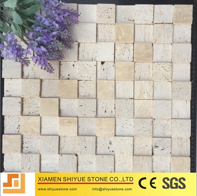 Travertine Mosaics