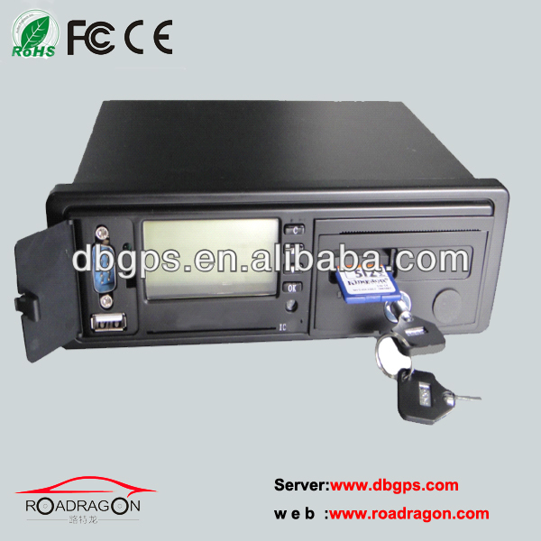 Construction Machinery Vehicles remote locational position 3G GPS tracker DVR