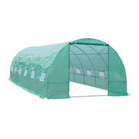 Portable Garden Greenhouses Deep Green