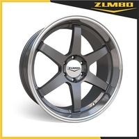 ZUMBO S0033 wheel rims 4x4 light alloy wheel automotive rims 6x139.7 fit for Toyota fortuner hilux 2017 factory price