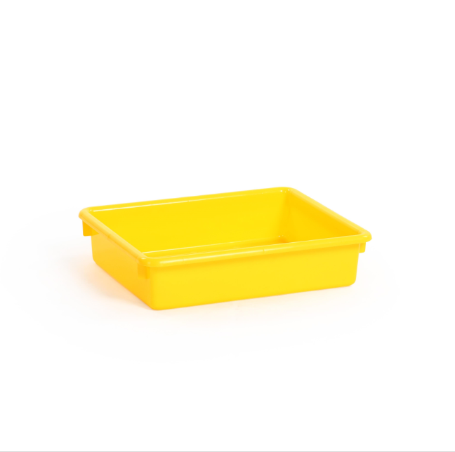 Cheap 3inch multipurpose different colors eco friendly paper plastic storage tray